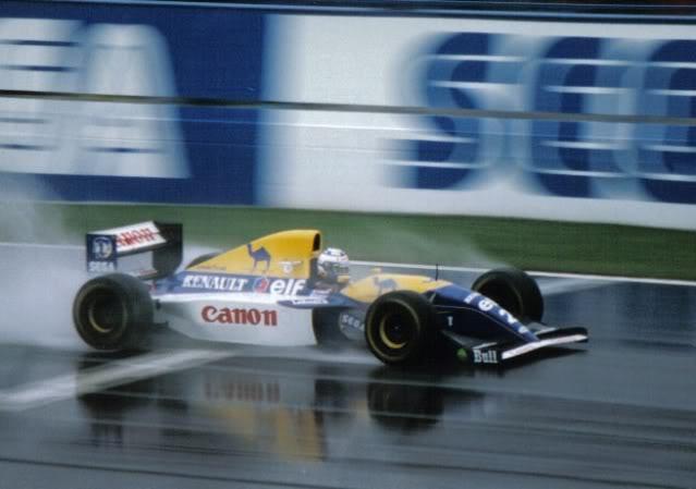 Williams FW15C Renault. Ixo-Altaya. Juanh Racing Team 012  03-4