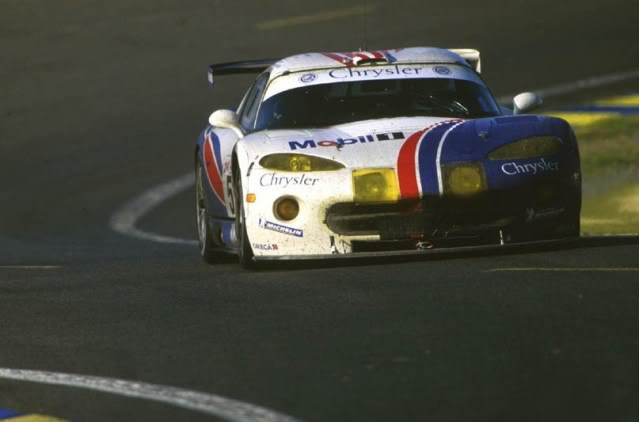 Chrysler Viper GTS-R. Ixo-Altaya. Juanh Racing Team 003  04-2