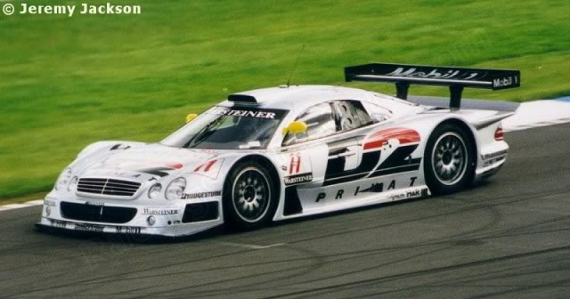 Mercedes Benz CLK GTR. High Speed. Juanh Racing Team 008 04-6