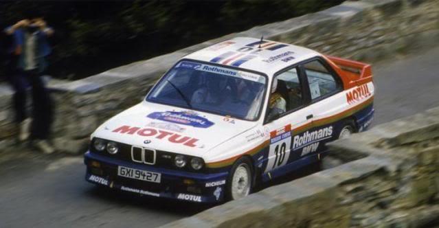 BMW M3 E30. Ixo-Altaya. Juanh Racing Team 011  04-8