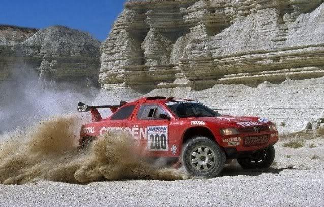 Citröen ZX Rallye Raid. Ixo-Altaya. Juanh Racing Team 005  05-4