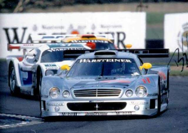 Mercedes Benz CLK GTR. High Speed. Juanh Racing Team 008 05-6