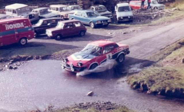 Triumph TR7 V8. Ixo-Altaya. Juanh Racing Team 002  1-1