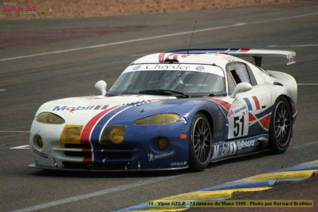 Chrysler Viper GTS-R. Ixo-Altaya. Juanh Racing Team 003  1-2