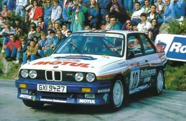 BMW M3 E30. Ixo-Altaya. Juanh Racing Team 011  1-9
