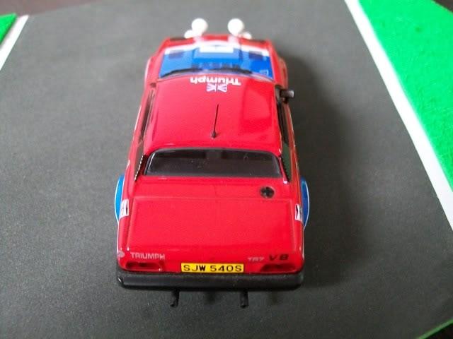 Triumph TR7 V8. Ixo-Altaya. Juanh Racing Team 002  100_1269