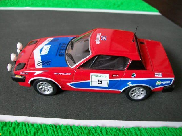 Triumph TR7 V8. Ixo-Altaya. Juanh Racing Team 002  100_1272