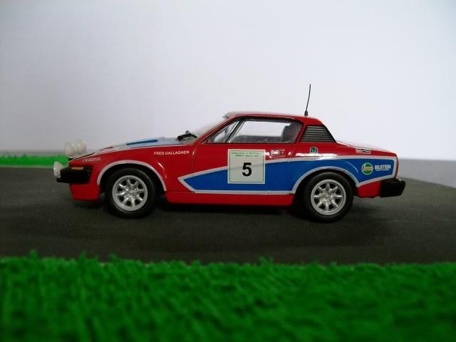 Triumph TR7 V8. Ixo-Altaya. Juanh Racing Team 002  100_1283