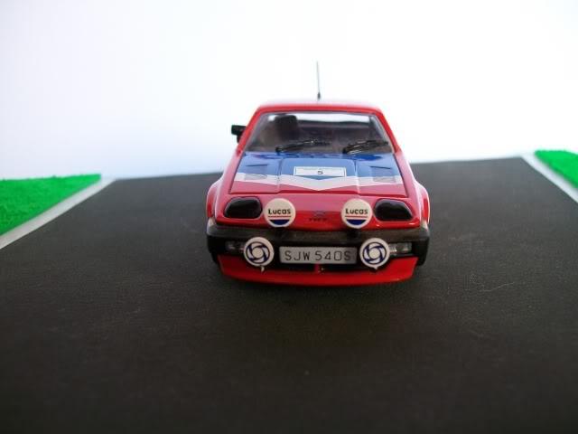 Triumph TR7 V8. Ixo-Altaya. Juanh Racing Team 002  100_1332