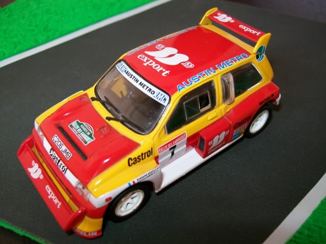 MG Metro 6R4. Ixo-Altaya. Juanh Racing Team 006  100_1447