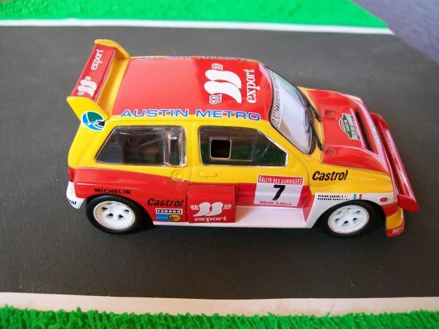 MG Metro 6R4. Ixo-Altaya. Juanh Racing Team 006  100_1450