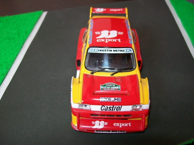 MG Metro 6R4. Ixo-Altaya. Juanh Racing Team 006  100_1453