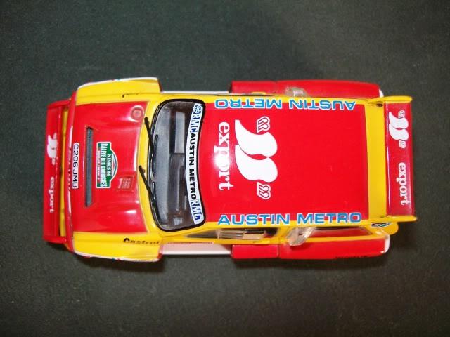 MG Metro 6R4. Ixo-Altaya. Juanh Racing Team 006  100_1455
