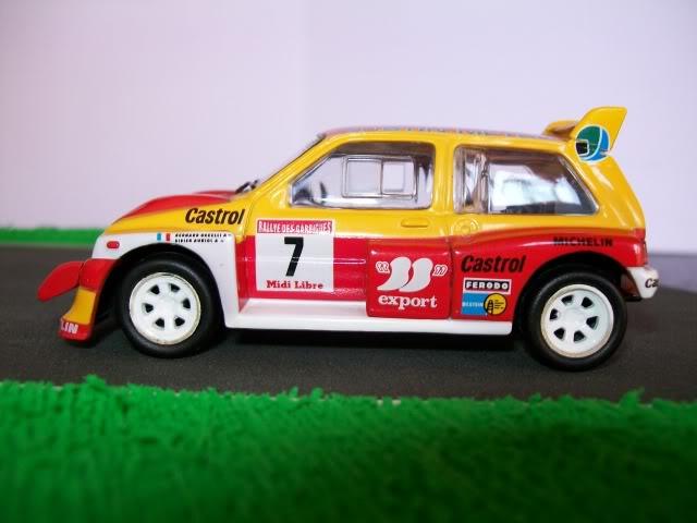 MG Metro 6R4. Ixo-Altaya. Juanh Racing Team 006  100_1462