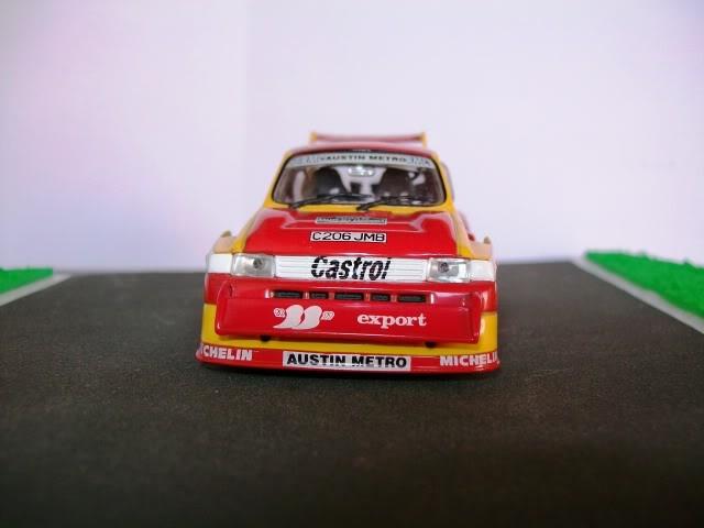 MG Metro 6R4. Ixo-Altaya. Juanh Racing Team 006  100_1463