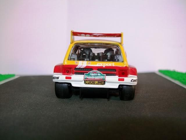 MG Metro 6R4. Ixo-Altaya. Juanh Racing Team 006  100_1464
