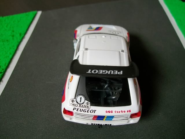 Peugeot 205 Turbo 16 E2. Ixo-Altaya. Juanh Racing Team 007  100_1519
