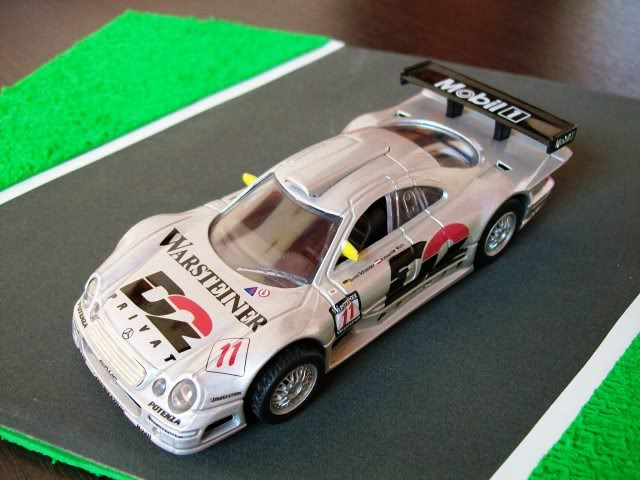 Mercedes Benz CLK GTR. High Speed. Juanh Racing Team 008 100_1558