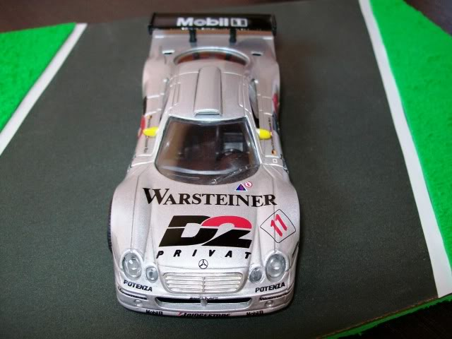 Mercedes Benz CLK GTR. High Speed. Juanh Racing Team 008 100_1567