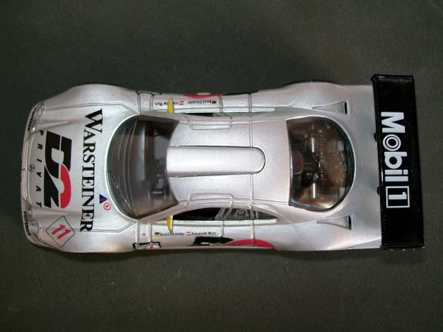 Mercedes Benz CLK GTR. High Speed. Juanh Racing Team 008 100_1572
