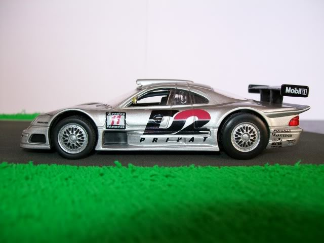 Mercedes Benz CLK GTR. High Speed. Juanh Racing Team 008 100_1577