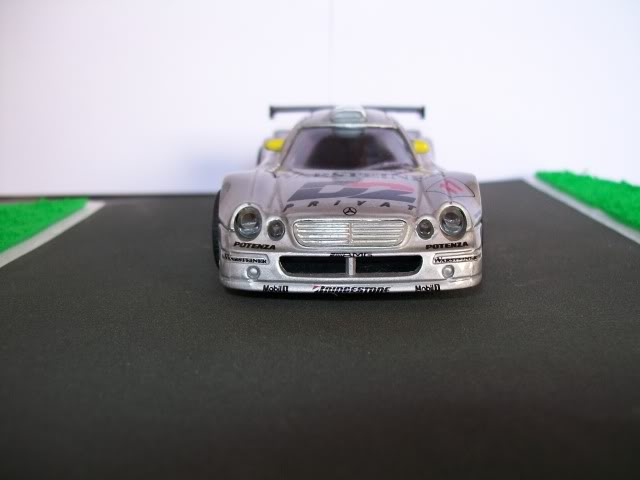 Mercedes Benz CLK GTR. High Speed. Juanh Racing Team 008 100_1582