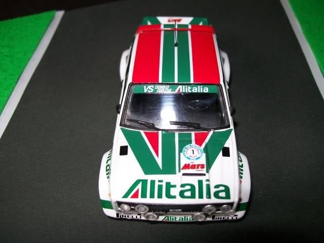 Fiat 131 Abarth. Ixo-Altaya. Juanh Racing Team 009  100_1592