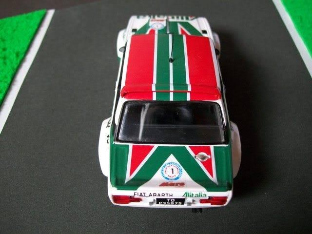 Fiat 131 Abarth. Ixo-Altaya. Juanh Racing Team 009  100_1595