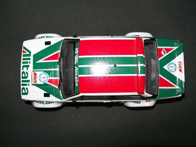 Fiat 131 Abarth. Ixo-Altaya. Juanh Racing Team 009  100_1599