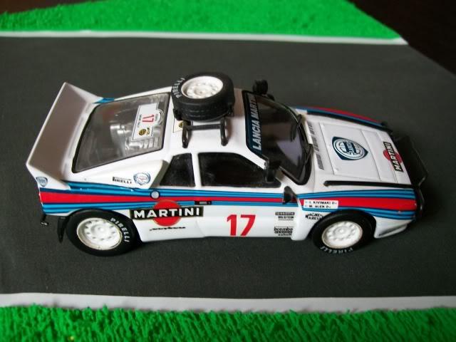 Lancia 037 Rally Evo. Ixo-Altaya. Juanh Racing Team 010  100_1618