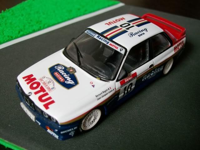 BMW M3 E30. Ixo-Altaya. Juanh Racing Team 011  100_1652