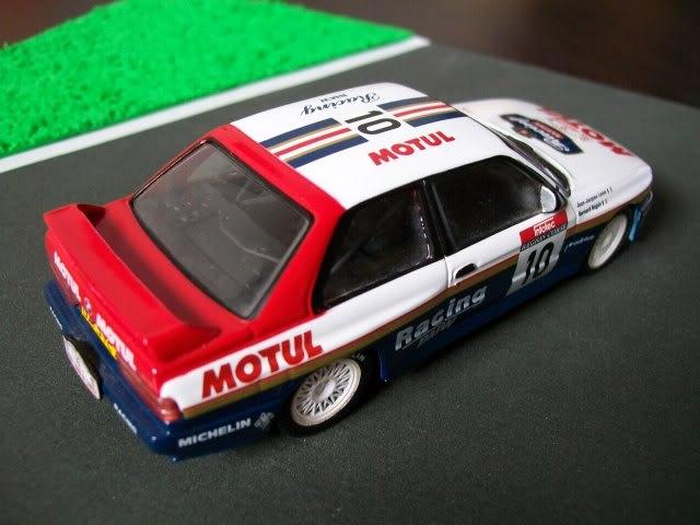 BMW M3 E30. Ixo-Altaya. Juanh Racing Team 011  100_1656