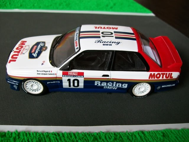 BMW M3 E30. Ixo-Altaya. Juanh Racing Team 011  100_1657