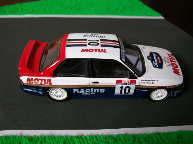 BMW M3 E30. Ixo-Altaya. Juanh Racing Team 011  100_1659