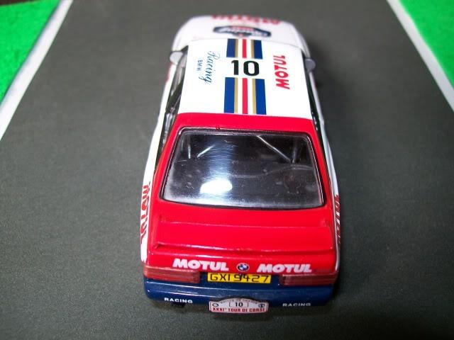 BMW M3 E30. Ixo-Altaya. Juanh Racing Team 011  100_1665