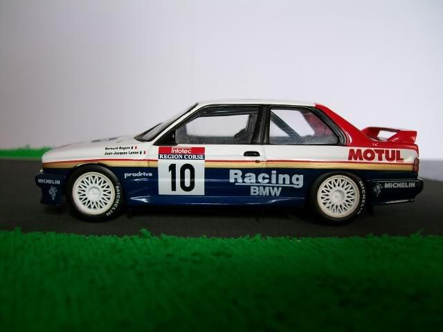 BMW M3 E30. Ixo-Altaya. Juanh Racing Team 011  100_1670