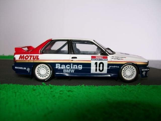 BMW M3 E30. Ixo-Altaya. Juanh Racing Team 011  100_1674
