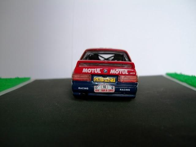 BMW M3 E30. Ixo-Altaya. Juanh Racing Team 011  100_1678
