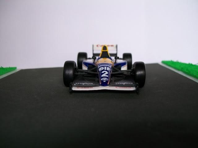 Williams FW15C Renault. Ixo-Altaya. Juanh Racing Team 012  100_1699