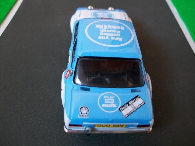 Ford Escort MK1 RS1600. Ixo-Altaya. Juanh Racing Team 013  100_1712