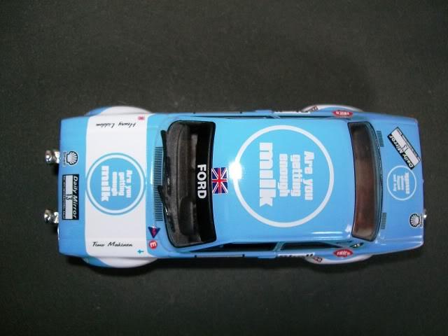 Ford Escort MK1 RS1600. Ixo-Altaya. Juanh Racing Team 013  100_1714