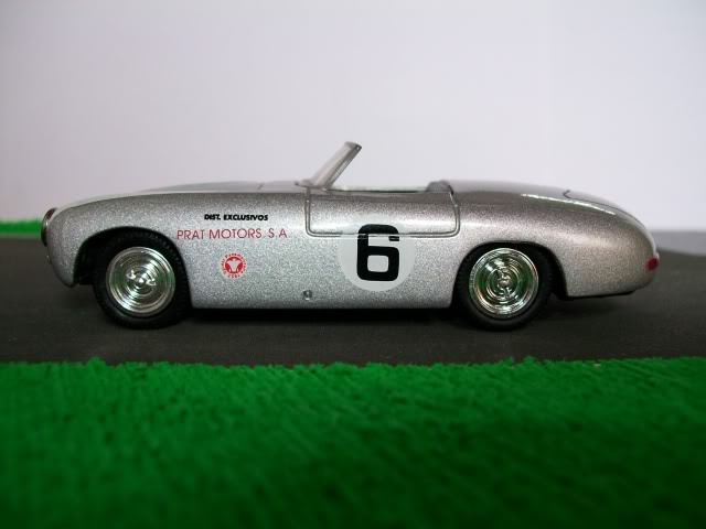 Mercedes Benz 300 SL Spider. New Ray. Juanh Racing Team 077 100_3611