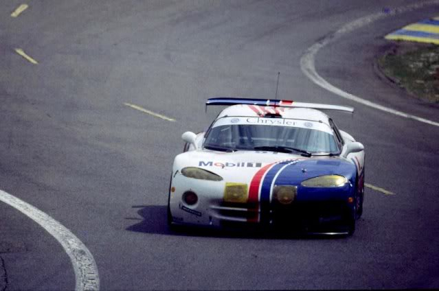 Chrysler Viper GTS-R. Ixo-Altaya. Juanh Racing Team 003  127-12