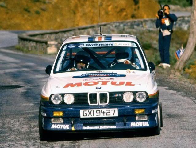 BMW M3 E30. Ixo-Altaya. Juanh Racing Team 011  2-8