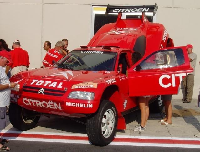 Citröen ZX Rallye Raid. Ixo-Altaya. Juanh Racing Team 005  2808419799_5c234654a9_b