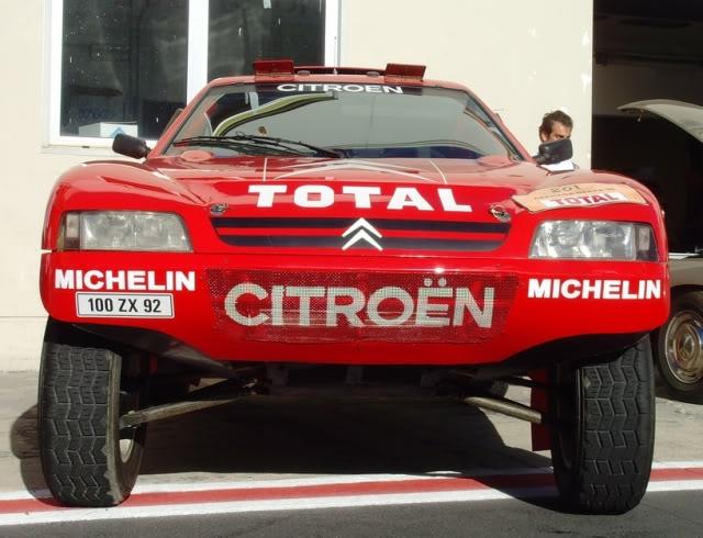 Citröen ZX Rallye Raid. Ixo-Altaya. Juanh Racing Team 005  2808726327_ee30a163cf_b