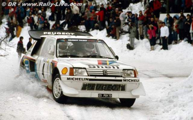 Peugeot 205 Turbo 16 E2. Ixo-Altaya. Juanh Racing Team 007  3256