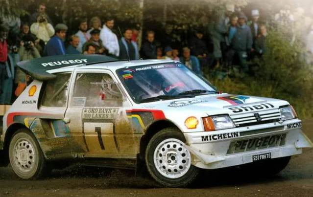 Peugeot 205 Turbo 16 E2. Ixo-Altaya. Juanh Racing Team 007  6nxgmb
