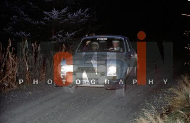 Ford Escort MK1 RS1600. Ixo-Altaya. Juanh Racing Team 013  731117GBMakinen3