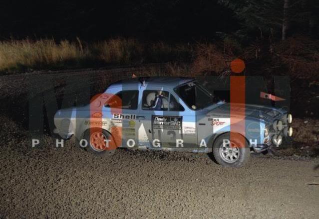 Ford Escort MK1 RS1600. Ixo-Altaya. Juanh Racing Team 013  731117GBMakinen6